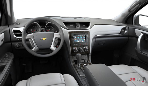 2016 Chevrolet Traverse 2LT | Photo 3 | Dark Titanium/Light Titanium Leather