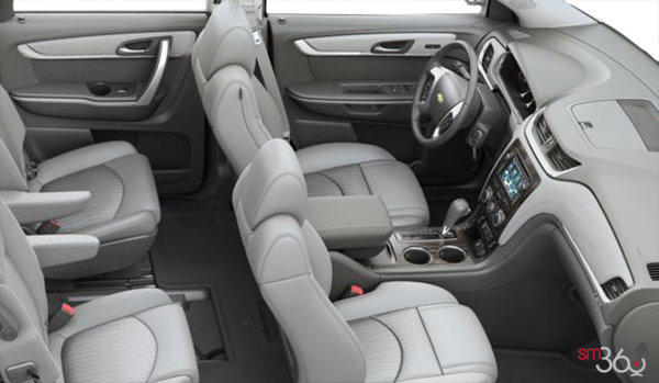 2016 Chevrolet Traverse 2LT | Photo 1 | Dark Titanium/Light Titanium Premium Cloth