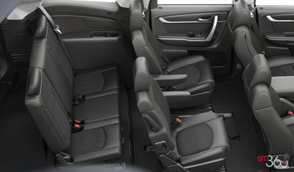 2016 Chevrolet Traverse 2LT | Photo 2 | Ebony Premium Cloth