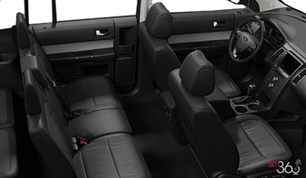 2016 Ford Flex SEL | Photo 1 | Charcoal Black Two-Tone Leather