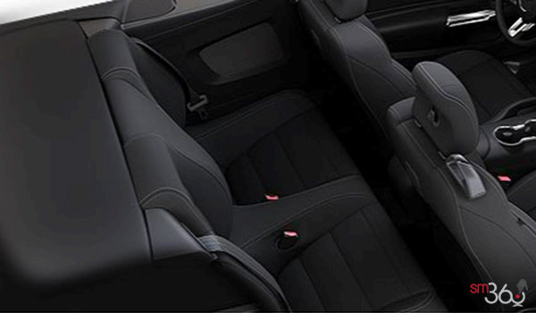 2016 Ford Mustang Convertible V6 | Photo 2 | Ebony Cloth