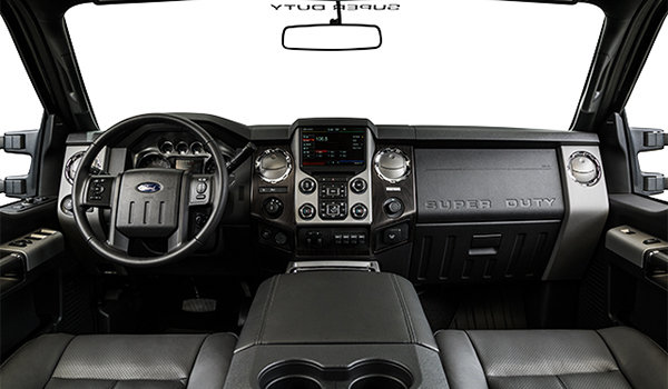 2016 Ford Super Duty F-250 LARIAT | Photo 3 | Black Premium Leather