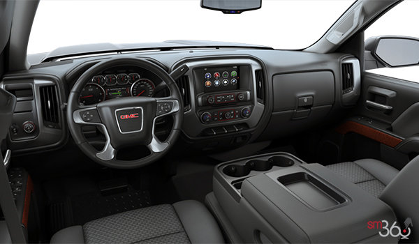2016 GMC Sierra 1500 SLE | Photo 3 | Dark Ash/Jet Black Cloth
