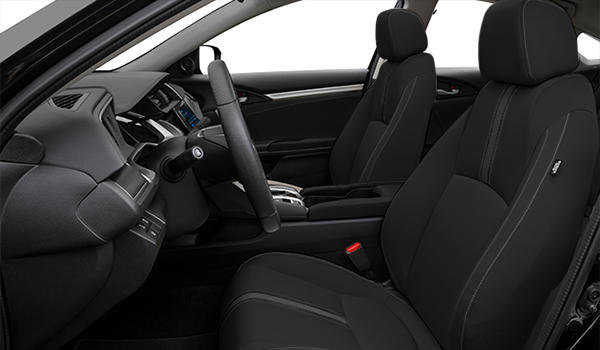 2016 Honda Civic Sedan EX-SENSING | Photo 1 | Black Fabric