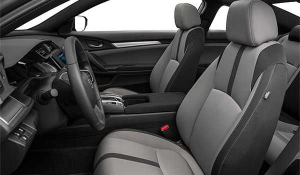 2016 Honda Civic Coupe LX-SENSING | Photo 1 | Grey Fabric