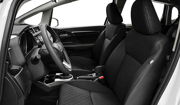 2016 Honda Fit DX | Photo 1 | Black Fabric