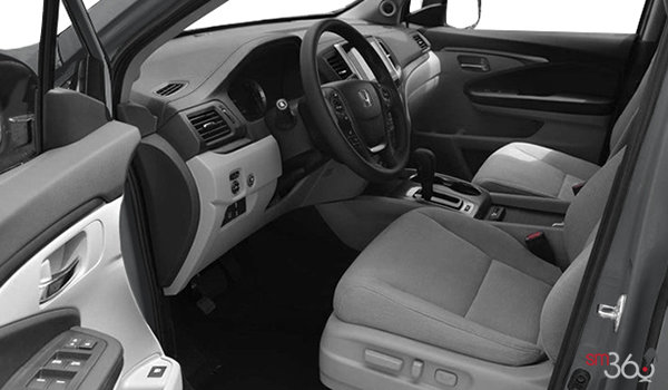 2016 Honda Pilot EX | Photo 1 | Grey Fabric