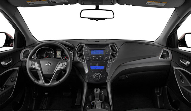2016 Hyundai Santa Fe Sport 2.4 L PREMIUM | Photo 3 | Black Cloth