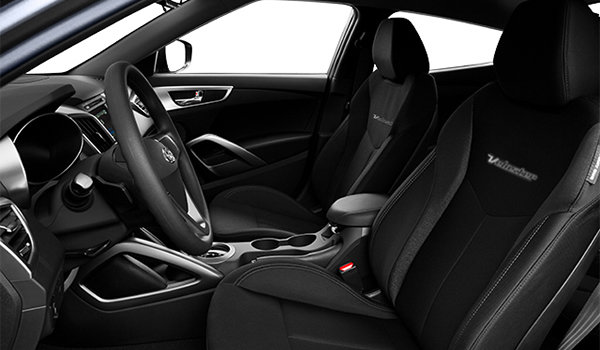2016 Hyundai Veloster BASE | Photo 1 | Black Cloth