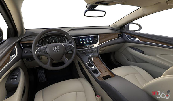 2017 Buick LaCrosse BASE | Photo 3 | Light Neutral/Dark Brown Leatherette
