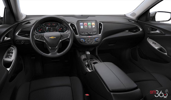 2017 Chevrolet Malibu LT | Photo 3 | Jet Black Premium Cloth