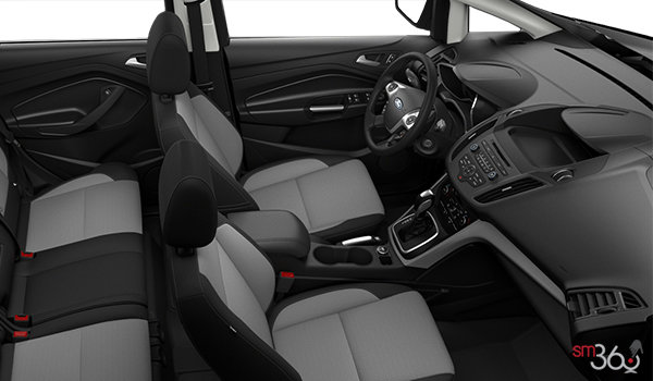 2017 Ford C-MAX ENERGI SE | Photo 1 | Charcoal Black Cloth