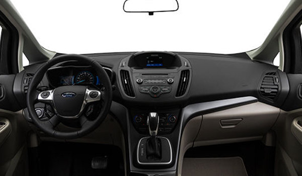 2017 Ford C-MAX HYBRID SE | Photo 3 | Medium Light Stone Cloth