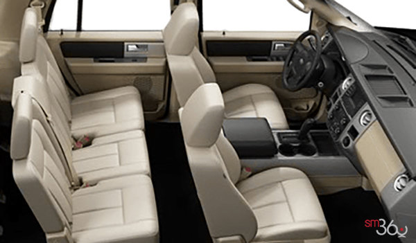 2017 Ford Expedition XLT | Photo 1 | Dune Leather with perforated inserts