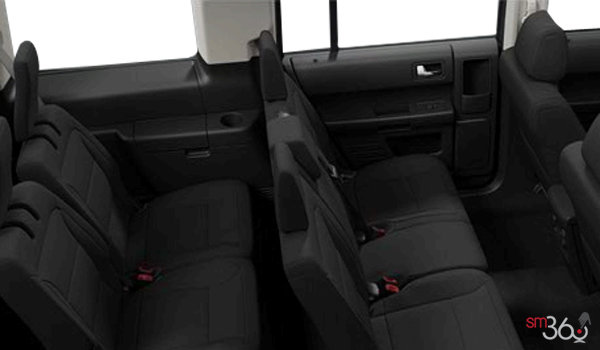 2017 Ford Flex SE | Photo 2 | Charcoal Black Cloth