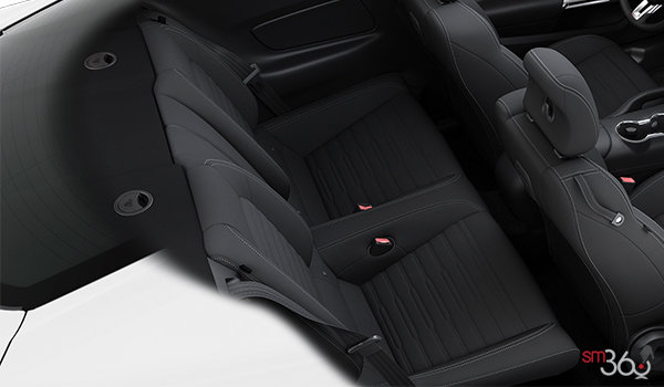 2017 Ford Mustang EcoBoost | Photo 2 | Ebony Cloth