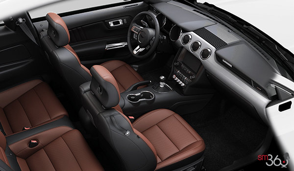 2017 Ford Mustang GT Premium | Photo 1 | Dark Saddle Leather