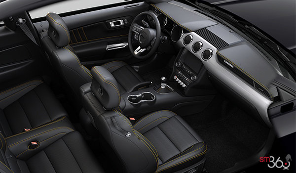 2017 Ford Mustang GT Premium | Photo 1 | Yellow Jacket Premier Leather