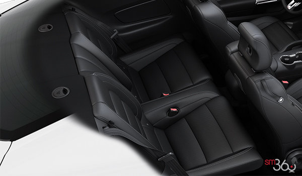 2017 Ford Mustang GT Premium | Photo 2 | Ebony Premier Leather