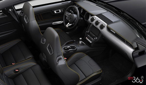 2017 Ford Mustang GT Premium | Photo 1 | Yellow Jacket RECARO Leather