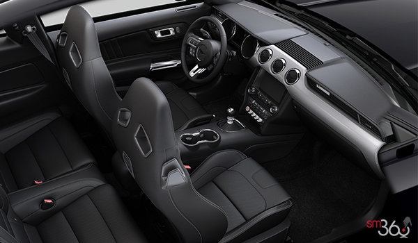 2017 Ford Mustang GT Premium | Photo 1 | Ebony Recaro Leather