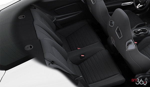 2017 Ford Mustang GT | Photo 2 | Ebony Recaro Cloth