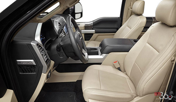 2017 Ford Super Duty F-250 LARIAT | Photo 1 | Camel Leather