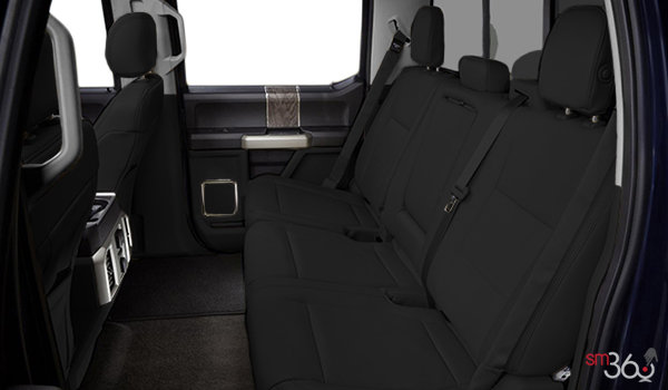 2017 Ford Super Duty F-250 LARIAT | Photo 2 | Black Leather