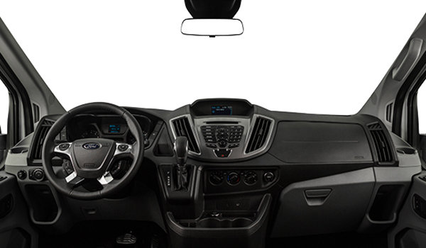 2017 Ford Transit WAGON XLT | Photo 3 | Charcoal Cloth