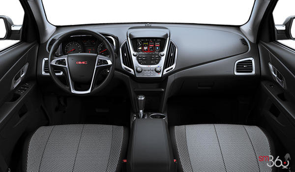 2017 GMC Terrain SLE-2 | Photo 3 | Jet Black Cloth