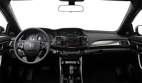 2017 Honda Accord Coupe EX-HONDA SENSING | Photo 3 | Black Fabric