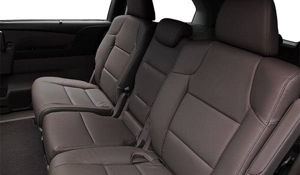 2017 Honda Odyssey EX-L RES | Photo 2 | Truffle Leather