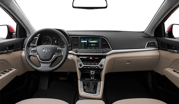 2017 Hyundai Elantra LIMITED SE | Photo 3 | Beige Leather