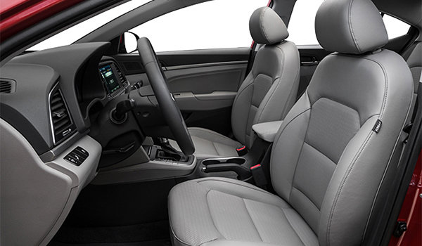 2017 Hyundai Elantra LIMITED | Photo 1 | Grey Leather