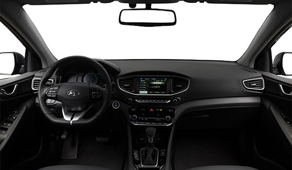 2017 Hyundai IONIQ LIMITED | Photo 3 | Black Leather/White