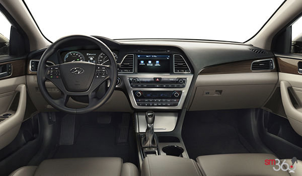 2017 Hyundai Sonata Hybrid ULTIMATE | Photo 3 | Beige Leather