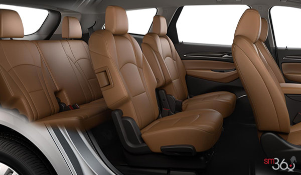 2018 Buick Enclave ESSENCE | Photo 2 | Brandy w/Ebony Accents w/Perforated Leather-Appointed