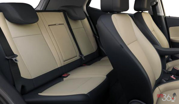 2018 Buick Encore PREFERRED | Photo 2 | Shale/Ebony Cloth & Leatherette