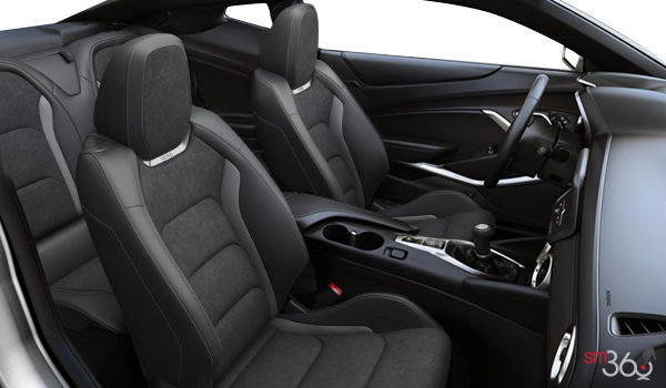 2018 Chevrolet Camaro coupe 1LS | Photo 1 | Jet Black Sueded Leather