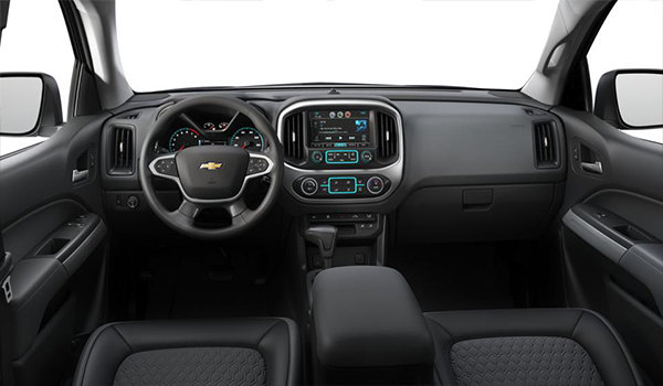 2018 Chevrolet Colorado Z71 | Photo 2 | Jet Black Bucket seats Cloth/Leatherette (HH1-AR7)