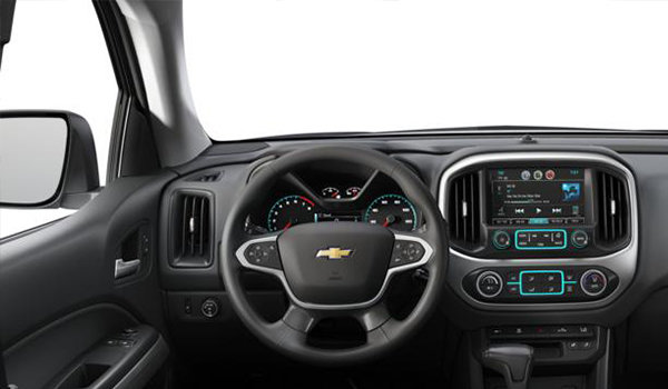 2018 Chevrolet Colorado Z71 | Photo 3 | Jet Black Bucket seats Cloth/Leatherette (HH1-AR7)