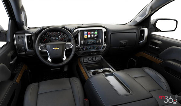 2018 Chevrolet Silverado 2500HD LTZ | Photo 3 | Dark Ash/Jet Black Bucket seats Leather (AN3-H2V)
