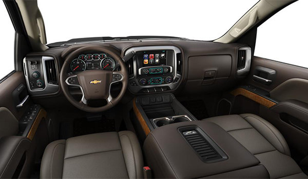 2018 Chevrolet Silverado 3500 HD LTZ | Photo 3 | Cocoa/Dune Leather Buckets Seats (HOK-AN3