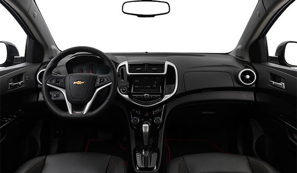 2018 Chevrolet Sonic Hatchback PREMIER | Photo 3 | Jet Black Leatherette (ADN)