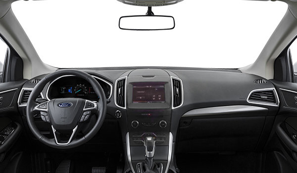 2018 Ford Edge SEL | Photo 3 | Ebony Leather