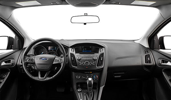 2018 Ford Focus Sedan SE | Photo 3 | Charcoal Black Premium Cloth