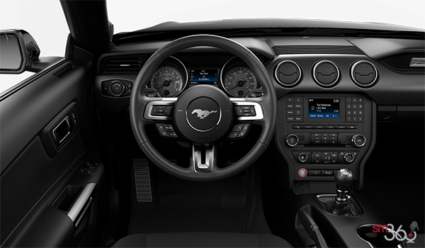2018 Ford Mustang EcoBoost Fastback | Photo 3 | Ebony Cloth