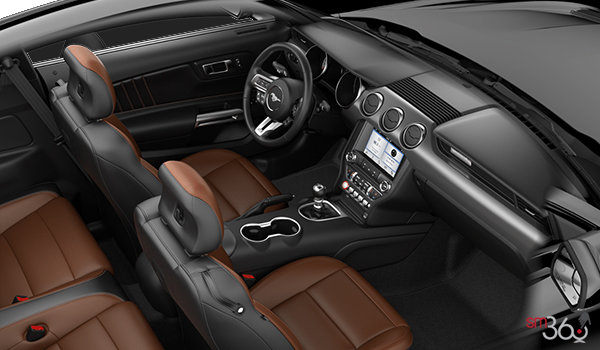 2018 Ford Mustang GT Premium Fastback | Photo 1 | Tan Leather