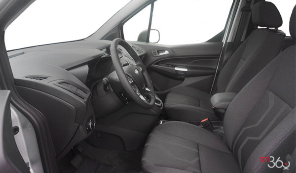2018 Ford Transit Connect XLT WAGON | Photo 1 | Charcoal Black Cloth