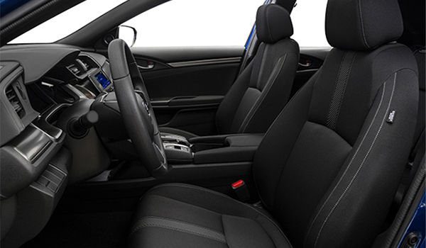2018 Honda Civic hatchback LX | Photo 1 | Black Fabric